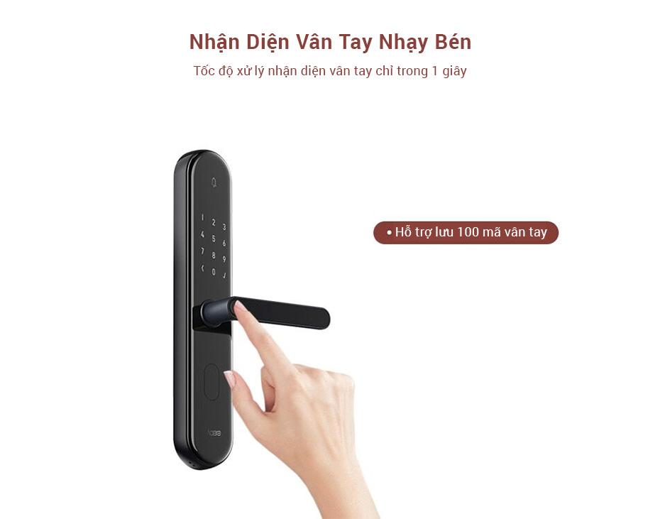 Product Xiaomi Aqara S2 Smart Door Lock in Saigon