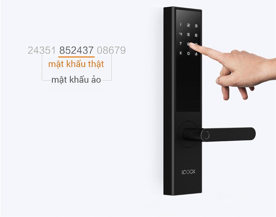 Khóa Cửa Thông Minh Xiaomi LOOCK Classic 22
