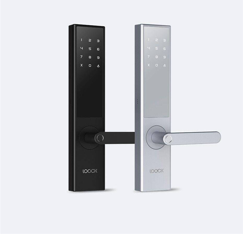 Cách lựa chọn Khóa Cửa Thông Minh Xiaomi LOOCK Classic