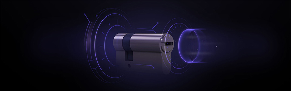 Khoá Cửa Thông Minh Xiaomi Mi Smart Door Lock 14