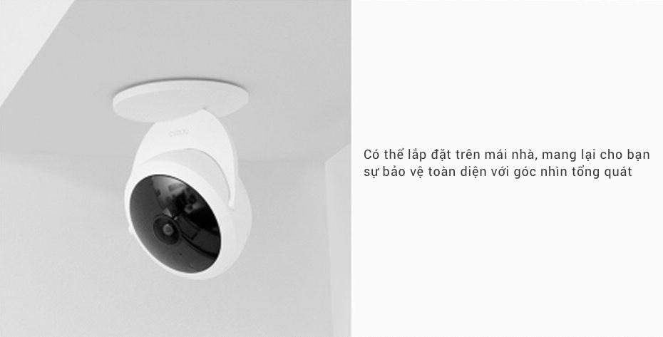 Thông tin về sản phẩm Camera Thông Minh IP Aqara 1080 P với lens mắt cá góc rộng 180° (phiên bản Gateway)