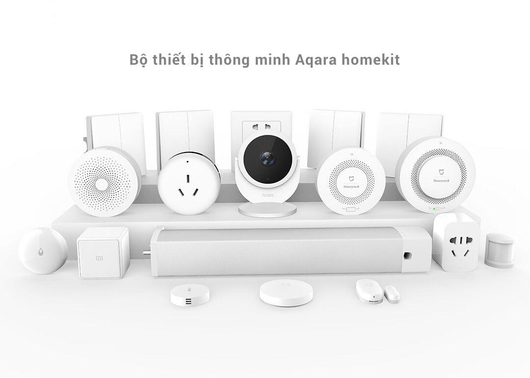 Cách cài đặt kết nối Camera Thông Minh IP Aqara 1080 P với lens mắt cá góc rộng 180° (phiên bản Gateway)