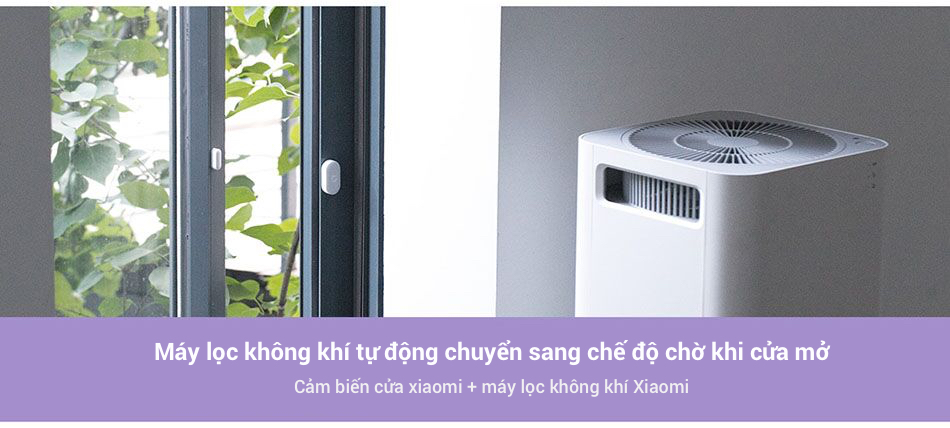 Product of Smart Door opening and closing Mi Window and Door Sensor in HCM quality