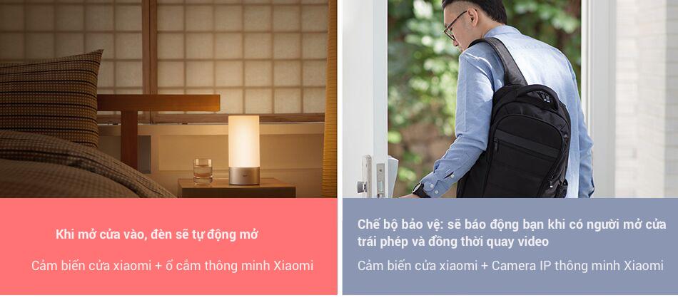 Cảm Biến Đóng Mở Cửa Thông Minh Mi Window and Door Sensor 10