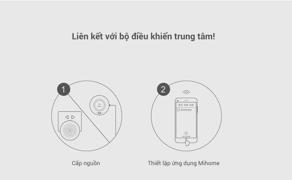 Cảm biến cảnh báo khí gas Xiaomi honeywell (dùng chung bộ Homekit) 16