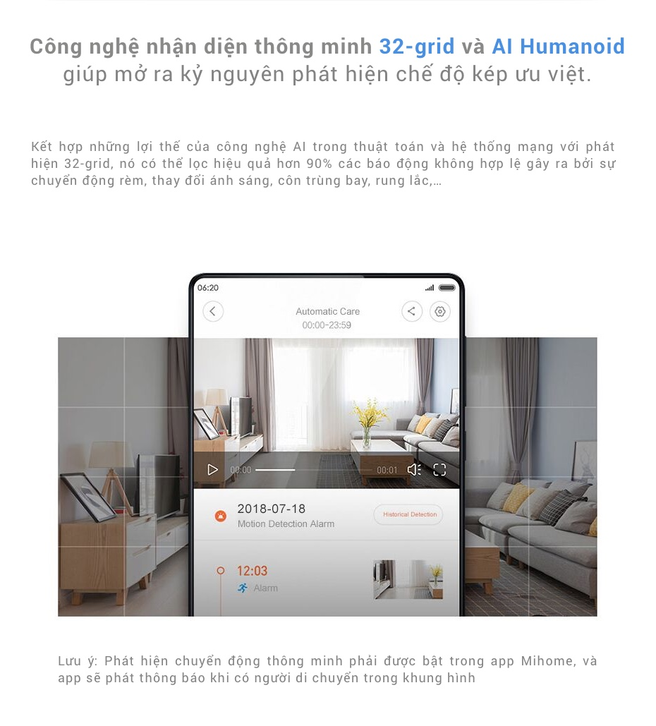 Product reviews Xiaomi Mi Home Security Camera 1080p Smart Camera