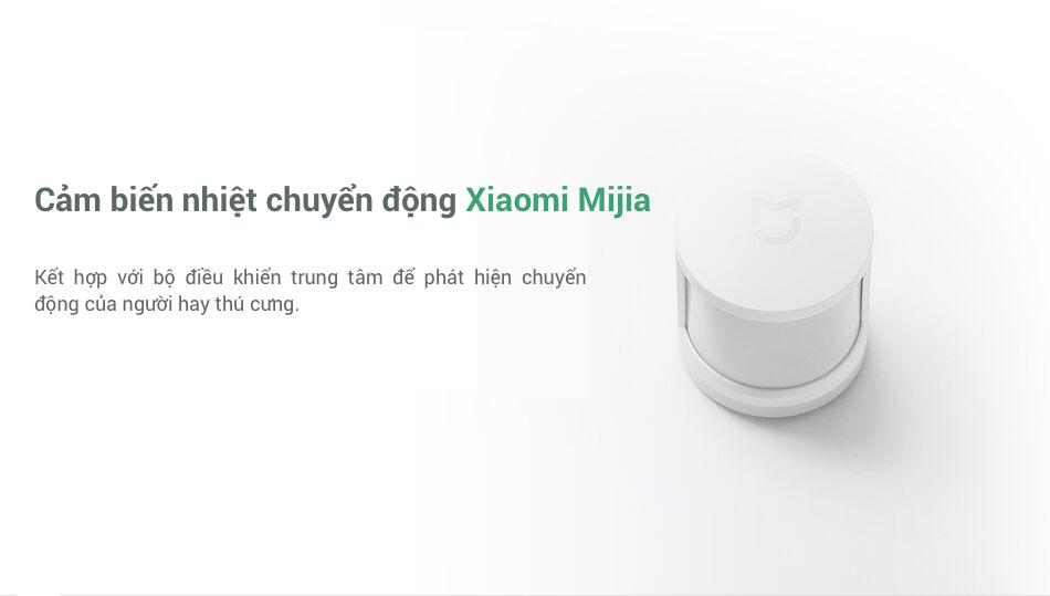 Cảm Biến Nhiệt Chuyển Động Xiaomi Mijia giá rẻ tphcm