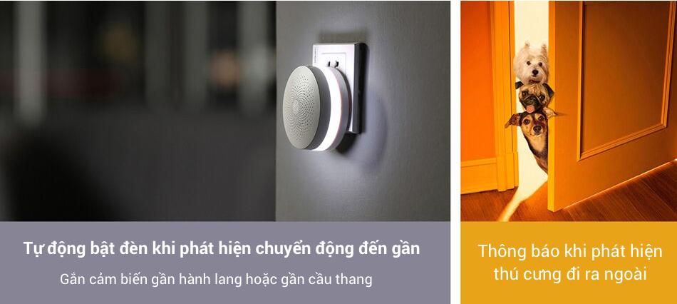 Review the latest Xiaomi Mijia Motion Sensor in Saigon