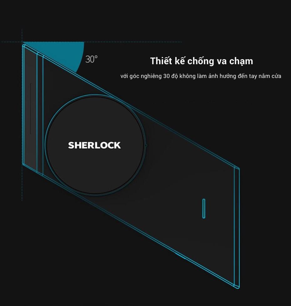 Khoá Cửa Thông Minh Xiaomi Mijia Sherlock M1 20