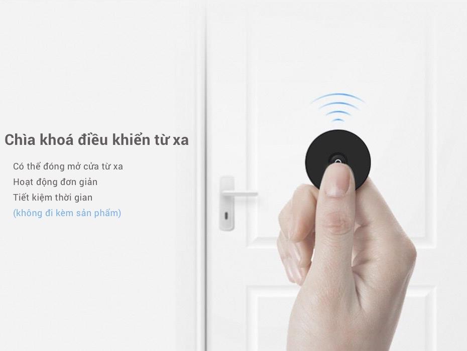 Chia sẻ thông tin về Khoá Cửa Thông Minh Xiaomi Mijia Sherlock M1 bán ở hcm