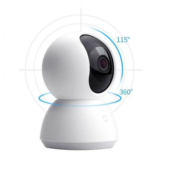 Camera WiFi IP Xiaomi Mijia Smart 1080P 360° (Phiên bản PTZ) 2