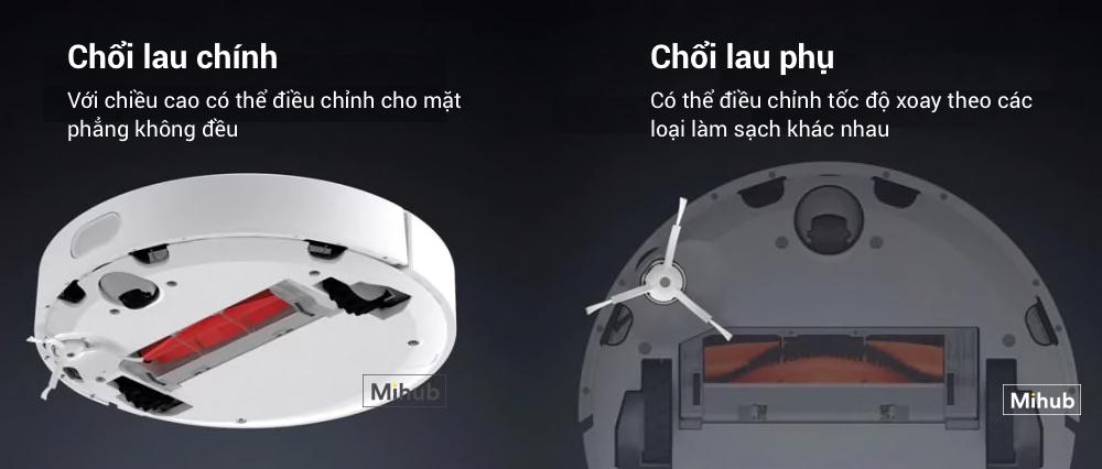 Máy Hút Bụi Thông Minh Xiaomi Mi Robot Vacuum hàng nhập khẩu