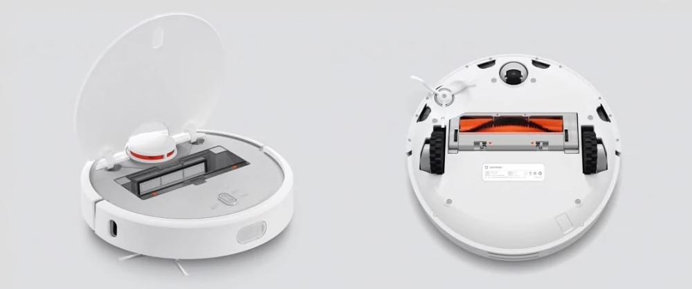 Chuyên chuyên bán thiết bị nhà thông minh - Máy hút bụi Xiaomi thông minh Robot Mi Vacuum