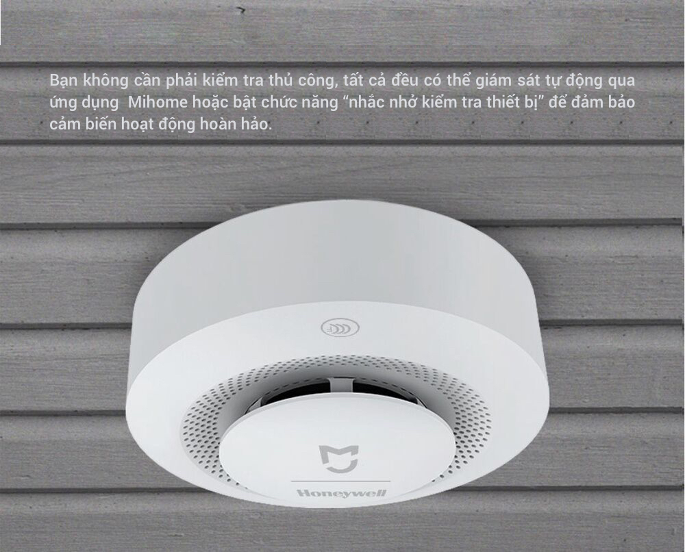 Address specializing in selling Smoke Detectors and Smart Fire Alarm Xiaomi Honeywell