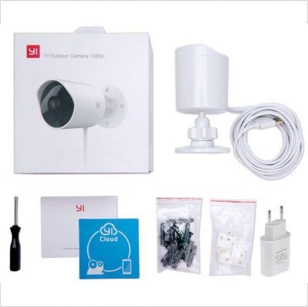 Camera IP Giám Sát Ngoài Trời YI Outdoor Edition 1080p (Bản Quốc Tế) 4