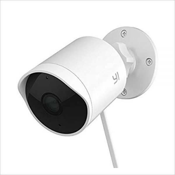 Camera IP Giám Sát Ngoài Trời YI Outdoor Edition 1080p (Bản Quốc Tế) 2