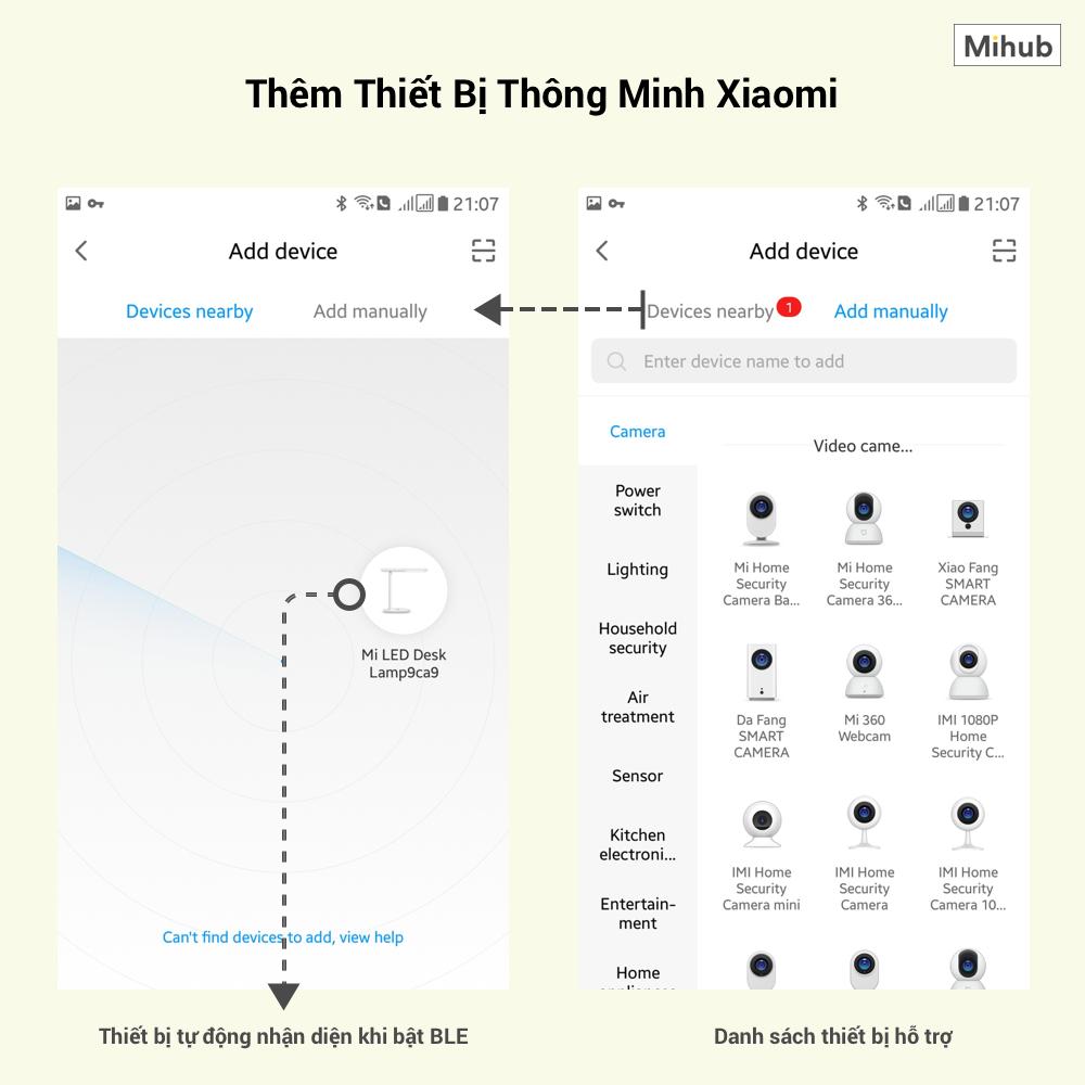Hướng Dẫn Sử Dụng Ứng Dụng Mi Home - Phần Mềm Quản Lý Hệ Sinh Thái Nhà Thông Minh Xiaomi 7