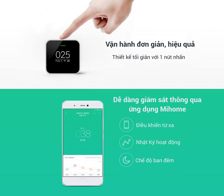 Review the latest review of the Xiaomi Mijia PM2.5 Air Quality Detector product