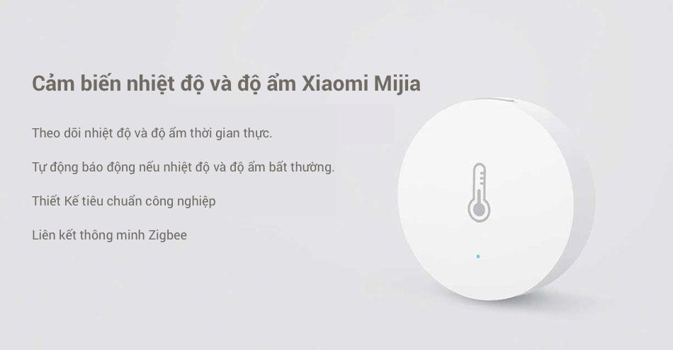 Cảm Biến Nhiệt Độ và Độ Ẩm Của Xiaomi Mijia 11