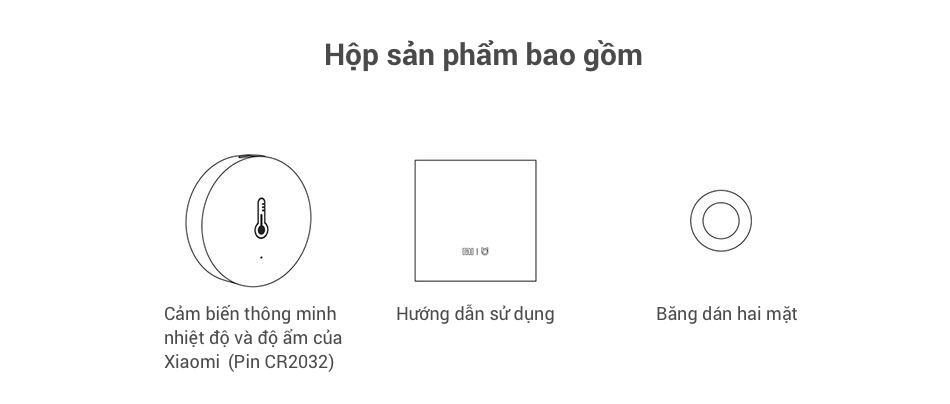Cảm Biến Nhiệt Độ và Độ Ẩm Của Xiaomi Mijia 15