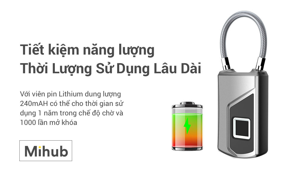IP66 Waterproof Fingerprint Lock Anytek L1 App Version is real waterproof