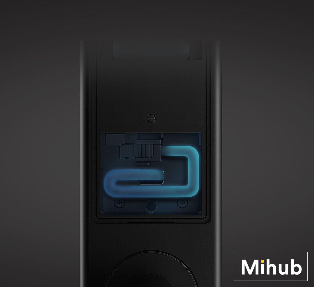 Khóa Cửa Thông Minh Xiaomi Youpin OJJ X1 24