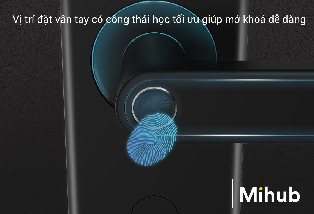 Khóa Cửa Thông Minh Xiaomi Youpin OJJ X1 18