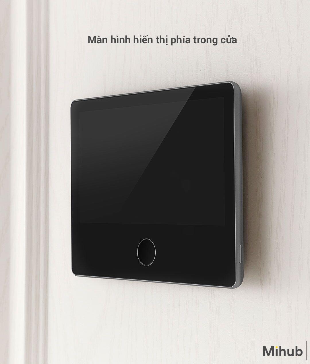 Chuông Cửa Video Thông Minh Xiaomi LOOCK CatY LSC-Y01 18