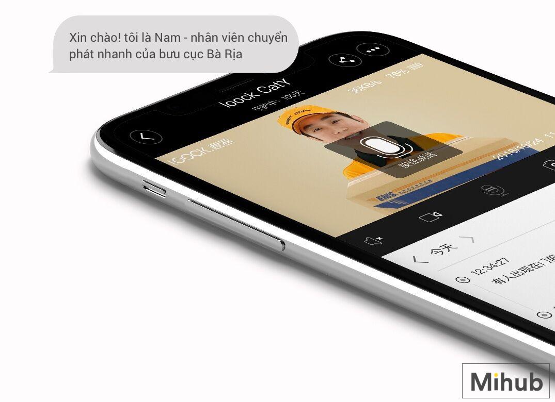 Chuông Cửa Video Thông Minh Xiaomi LOOCK CatY LSC-Y01 23