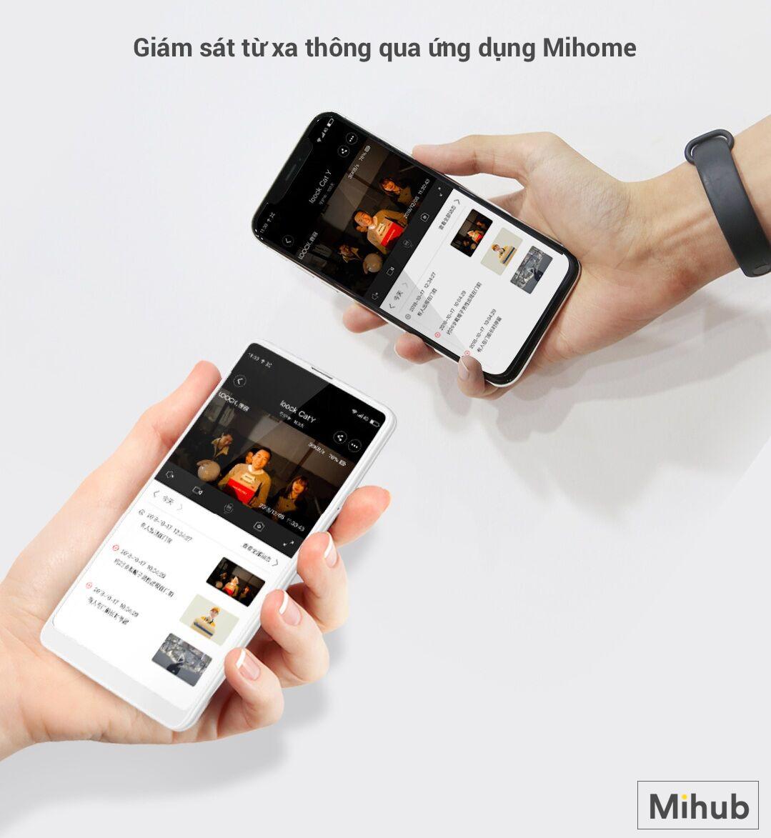 Chuông Cửa Video Thông Minh Xiaomi LOOCK CatY LSC-Y01 24
