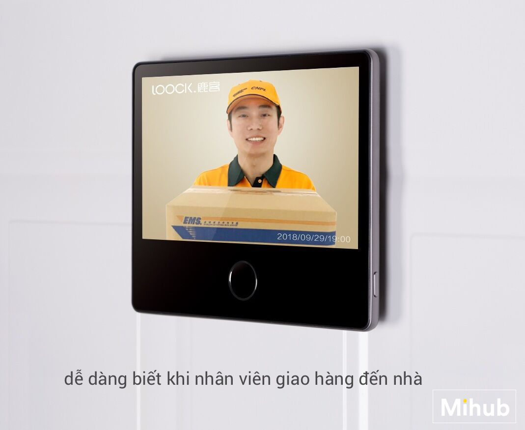 Instructions on how to use Xiaomi LOOCK CatY LSC-Y01 Smart Video Doorbell