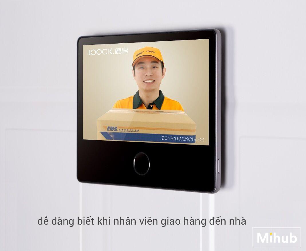Chuông Cửa Video Thông Minh Xiaomi LOOCK CatY LSC-Y01 22