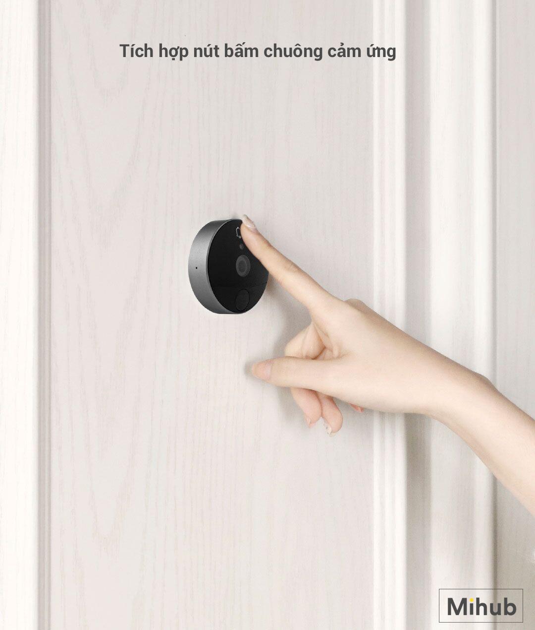 Specifications of Xiaomi LOOCK CatY LSC-Y01 Smart Video Doorbell