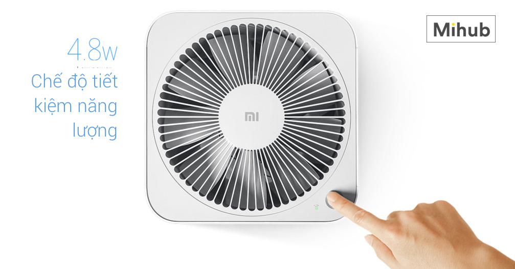 Review of Xiaomi Air Purifier MI Air Purifier 2