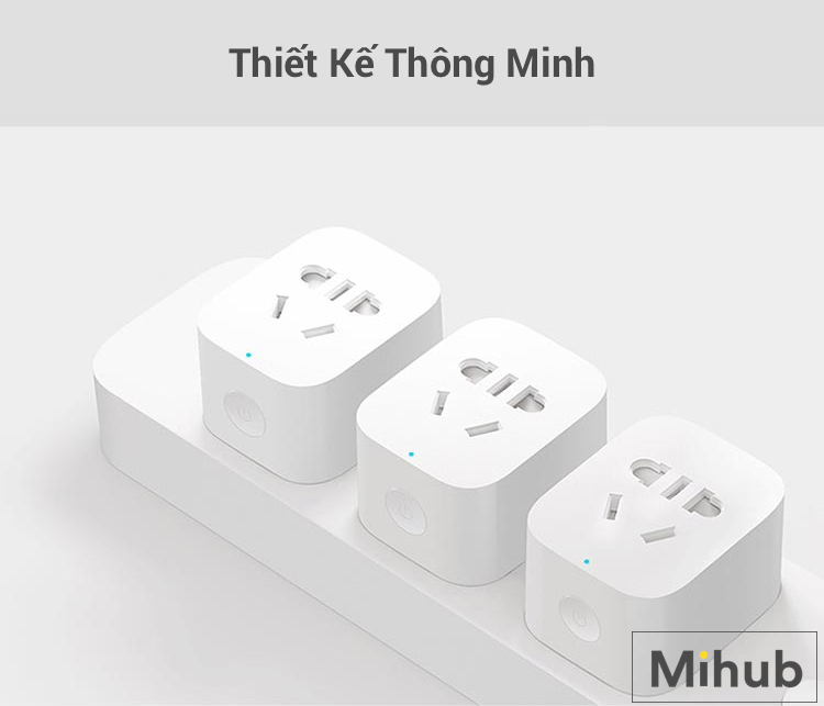 Safety and convenience of Xiaomi Smart Socket