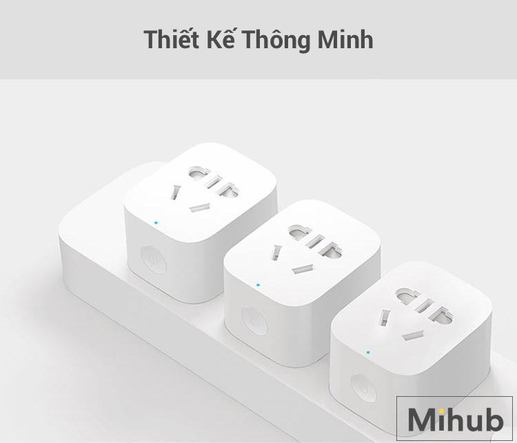 Tính an toàn và tiện dụng của Ổ Cắm Thông Minh Xiaomi