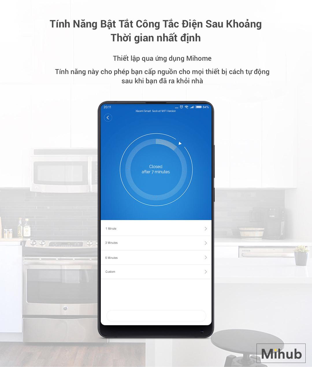 Địa chỉ mua Ổ Cắm Thông Minh Xiaomi tại sài gòn