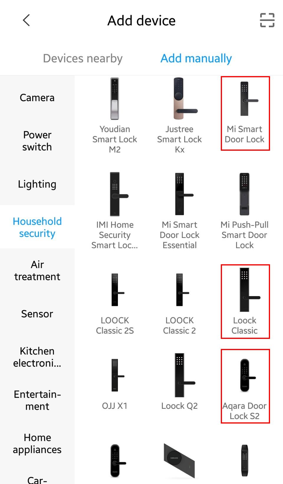 Cách Thiết Lập Khóa Cửa Thông Minh Xiaomi Trên App MiHome chuẩn nhất