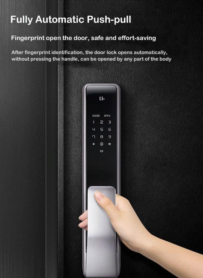 Khóa Cửa Thông Minh Cao Cấp Xiaomi M2 có tính năng gì đặc biệt