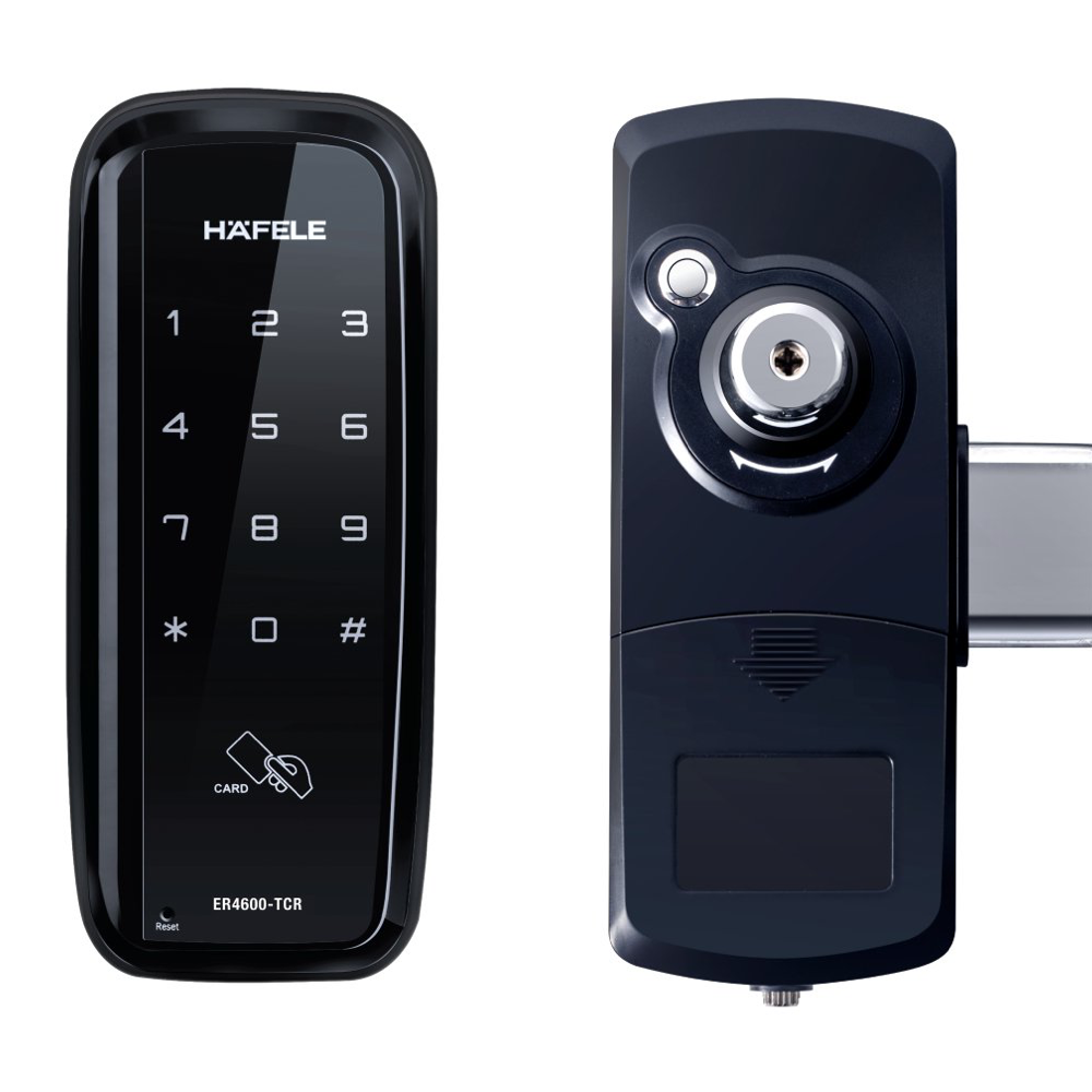 Hafele ER4600 - Cập nhật mới nhất Top 5 Khoá Cửa Thông Minh Của Hafele