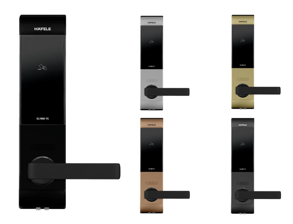 Electronic Door Lock EL7900 - Top 5 List of Hafele Smart Door Locks