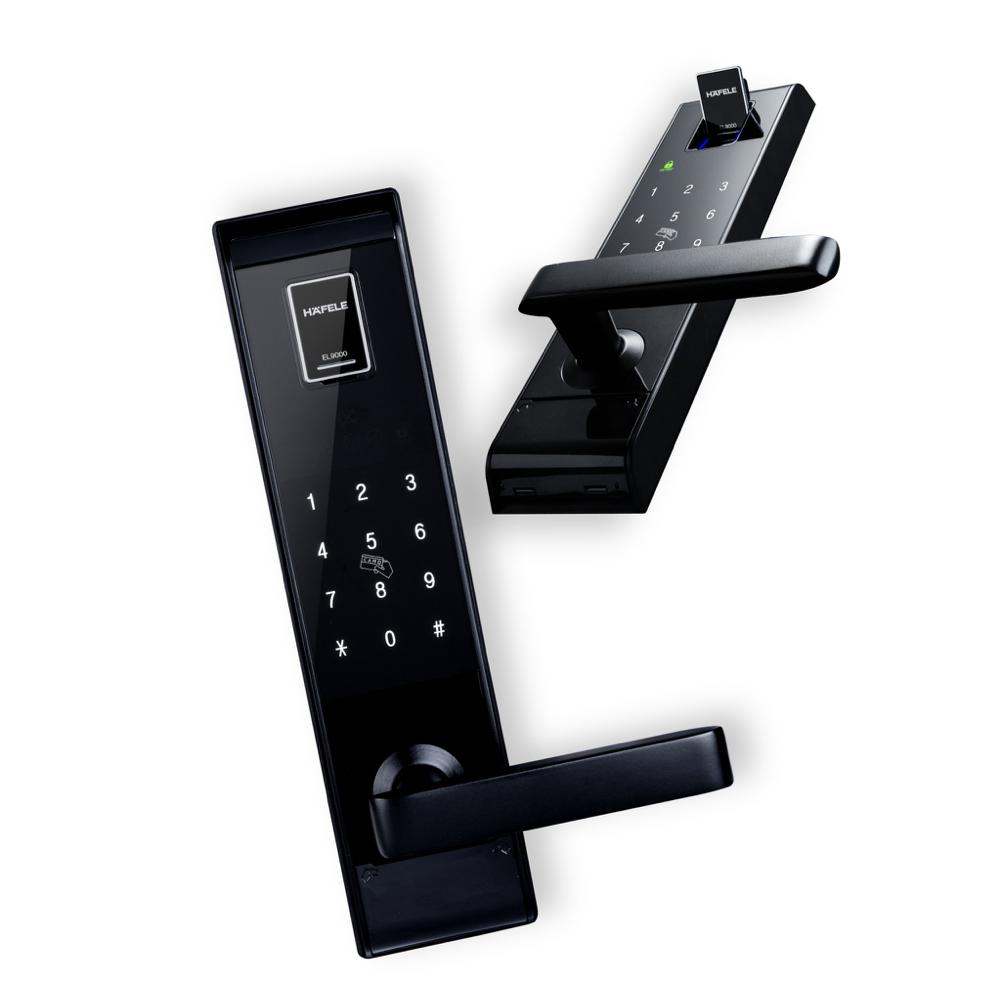 Electronic Door Lock EL9000 - Review of Top 5 Models of Hafele Smart Door Lock