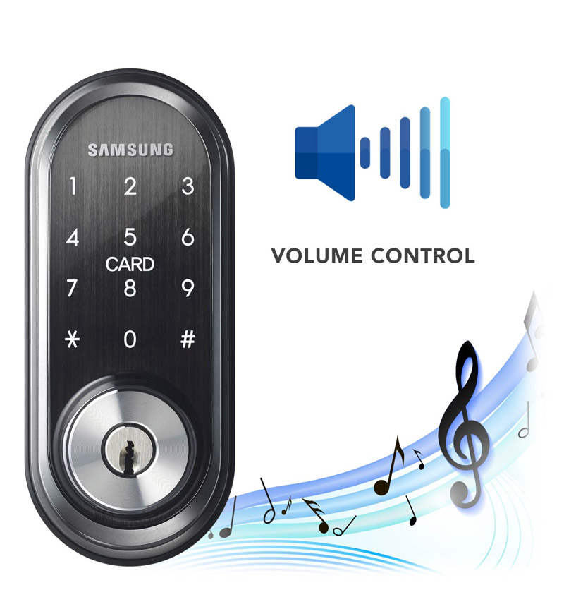 Review of the Samsung Smart Door Lock Device SHP DS510