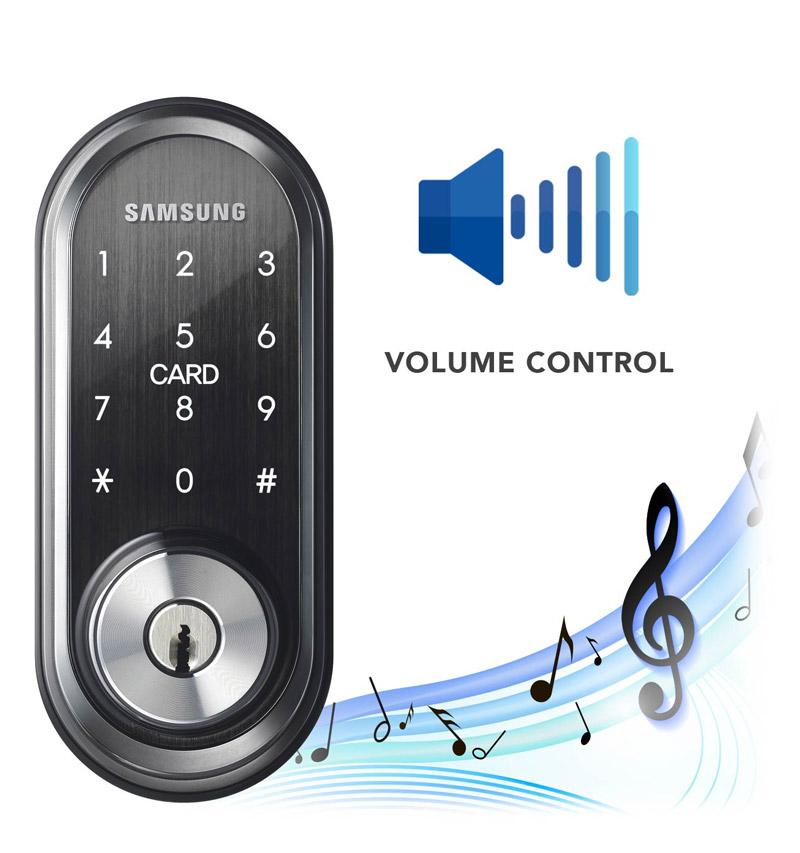 Đánh giá thiết bị Khóa cửa thông minh của Samsung SHP DS510