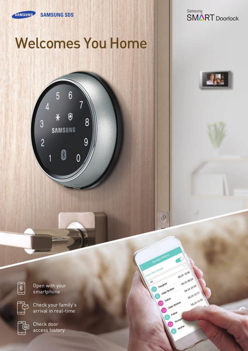 Cửa hàng chuyên cung cấp Khóa điện tử Samsung SHP DS705