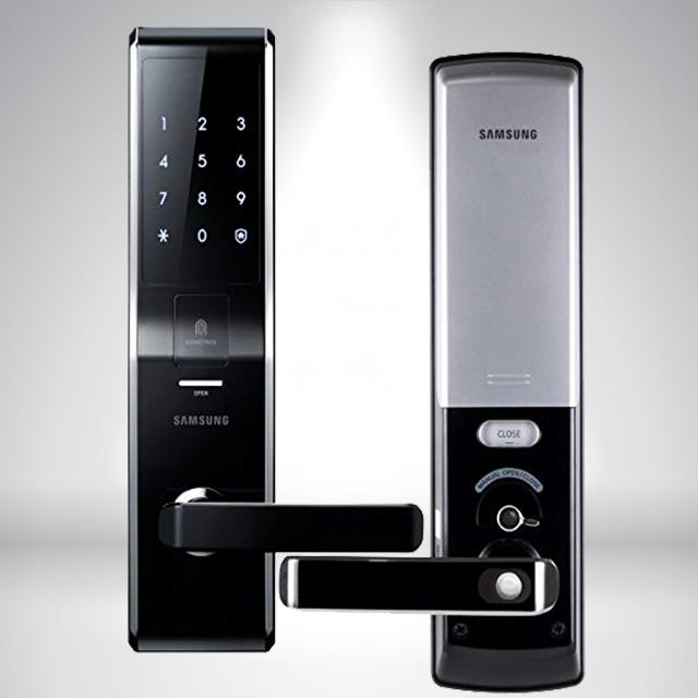 Khóa điện tử Samsung SHS 705 giá tốt nhất