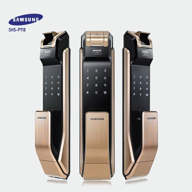 Địa Chỉ Bán Khóa Thông Minh Của Samsung SHS P718