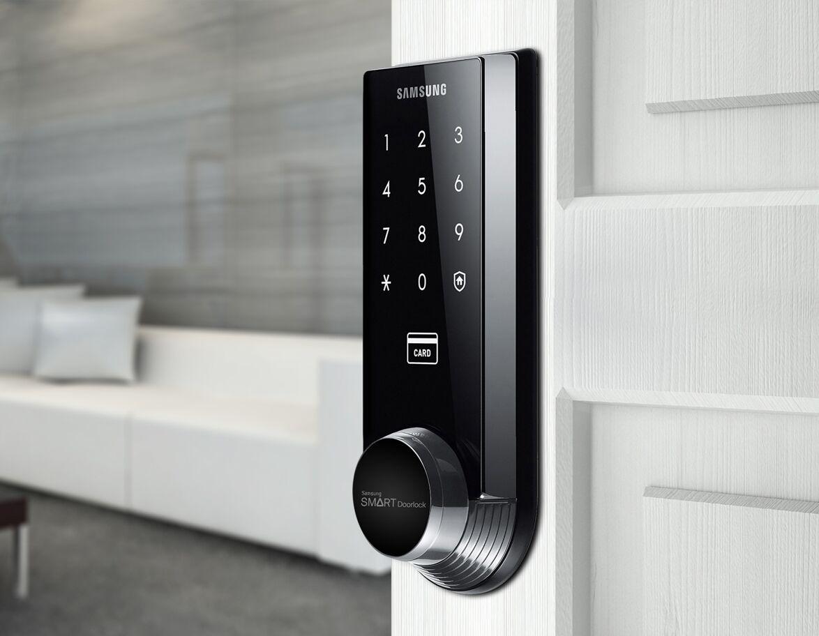 Khóa cửa chống trộm Samsung SHS-3321 nên mua ở đâu cho đảm bảo nhất