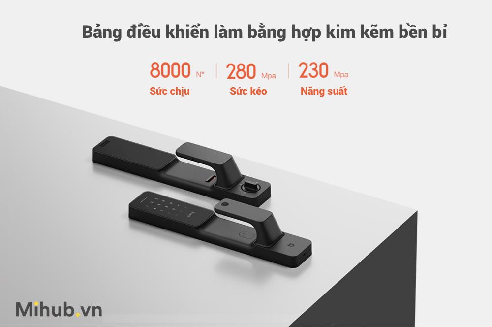 Mua Khóa Cửa Thông Minh Cao Cấp Mi Smart Door Phiên Bản Push and Pull nhập khẩu