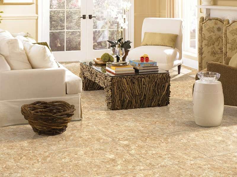 Sử dụng gạch lát sàn phù hợp